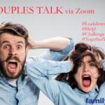 COUPLES TALK via Zoom marketing image